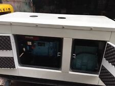 Brand New 10000W 10Kw Diesel Powered Generator With Enclosure Shipped by Sea