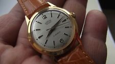WATCH SWISS - NOREXA - SWISS MADE 17 RUBIS gold plated-very old-VINTAGE FOR Men1
