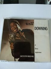 3 inch CD Will Downing - A Love Supreme:mint