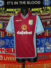 432145fcef 5 5 Aston Villa adults L 2013 MINT home football shirt jersey trikot soccer