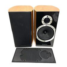 WHARFEDALE Diamond 10.2 2-Way Bass Reflex Haut-parleurs 100 W 6Ω Cannelle Cherry * Comme neuf