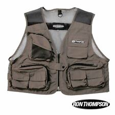 Ron Thompson Mesh Lite Fly Fishing Vest Waistcoat Salmon Trout Pike SPEYCAST XL