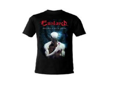 """ENSLAVED T-SHIRT """"AXIOMA ETHICA ODINI"""" - NEW - SIZE Small  Metal Band"""