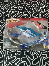 Power Rangers Samurai Blue Ranger Swordfish Zord