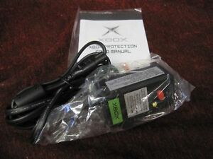 Brand New Original Microsoft Xbox Recommended  Protection Cord X800563-100