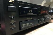 JVC XD-Z505 DIGITAL AUDIO TAPE RECORDER VINTAGE 1990 BON ÉTAT ***