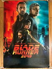 Blade Runner 2049 - Original Double-Sided Poster - 27x40