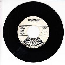 COWBOY COPAS Autobiography VG(+) 45 RPM