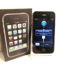 I PHONE 3G MODEL A 1241 BLACK AT&T 8 GB
