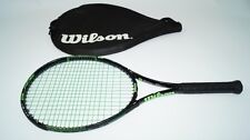 "WILSON BLADE 26 BLX Junior Raquette De Tennis l0 = 4"" Light Kids Racket Jr. 250 g"