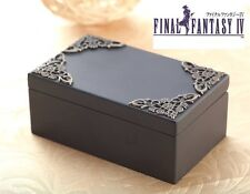 Sankyo {Prologue - Final Fantasy Iv } Black Vintage Rectangle Music Box