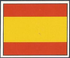 ORBIS 1990 WORLD CUP COLLECTION-#168-SPAIN TEAM FLAG