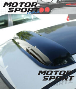 """3mm Deflector Sunroof Sun Moon Roof Visor 980mm 38.5"""" Inch For Mid Size Vehicle"""