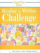 Stand Out Basic-Reading and Writing Challenge Jenkins, Rob