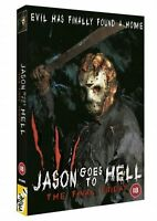 Jason Goes To Hell - The Final Friday John D. LeMay, Kari Keegan, Kane Hod DVD