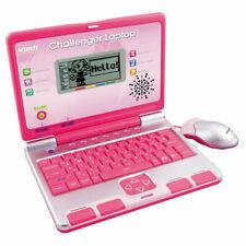 Vtec Challenger Laptop Pink - Complete Educational system
