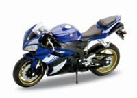 Motorbikes, Yamaha, YZF-R1, 2008, - Blue,  New & Sealed 1/18