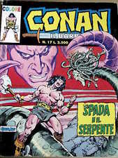 Conan il Barbaro COLORE n°17 ed. Marvel Comic ART  [G.187]