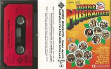 MC Kassette Lustige Musikanten / Slavko Avsenik, Ernst Mosch Walter Scholz u.v.a