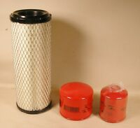 TAKEUCHI TB135 EXCAVATOR 250 HR FILTER KIT  FOR S/N 13514051 AND UP