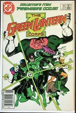 Green Lantern Corps #201 ~CANADIAN VARIANT~ 1st app. of Kilowog!KEY ISSUE!L@@K!