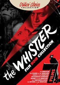 The Whistler Film Noir Collection [New DVD]