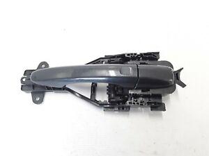 2014 VOLVO S60 REAR LEFT SIDE KEYLESS EXTERIOR DOOR HANDLE 39832340 31276168