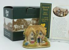 Lilliput Lane Queen of Hearts L2511 Boxed With Deeds