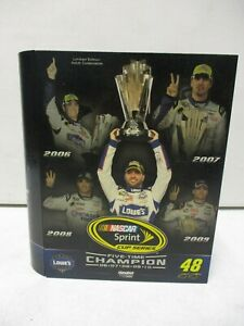 RCCA Jimmie Johnson 5 Time Champion 3 Car Set 1/64 and 1/24