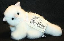 "NWT Yomiko Russ Plush Toy Cat Kitty Kitten Adorable Cute 9.5"" Realistic Lifelike"