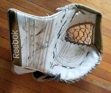 Used Reebok GM18K Ice Hockey Lefevre Goalie Glove (INT)