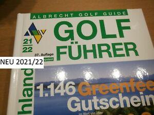 GREENFEE GUTSCHEINE aus Golf-Albrecht 37te Auflage 1golf.eu
