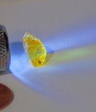 Golden Beryl 4.0 carat facet rough