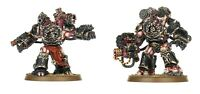 2x Obliterators - Chaos Space Marines - Warhammer 40k