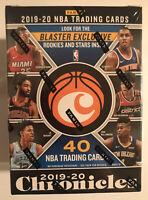 2019-20 Panini NBA Basketball Chronicles Blaster Box Brand NEW Sealed cards