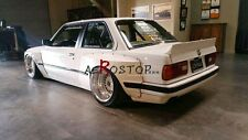 FRP ROCKET BUNNY PANDEM STYLE TRUNK WING SPOILER FOR 1984-1991 E30 2D COUPE