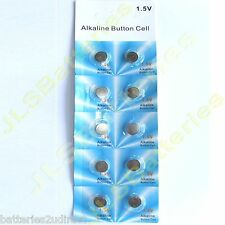 20 Alkaline Button Cell Batteries AG7 LR927 395 SR927 SW 195 V395 SB-AP 280-48