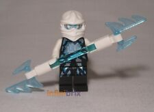 Lego Zane Minifigure (Airjitzu) from sets 70742 + 70730 Ninjago NEW njo159