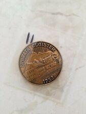 Ephrata Cloister Medal