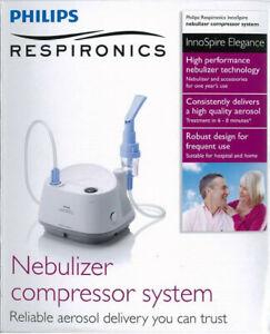 NEW Philips Respironics InnoSpire Elegance Aerosol Delivery System
