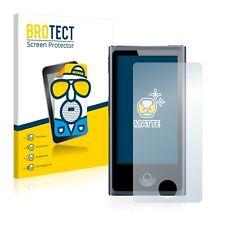 2x Film Protection Mat Apple iPod nano 7ème génération (2012) Protecteur