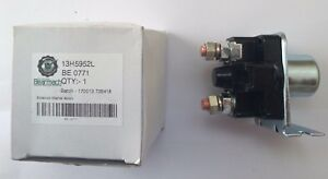 Land Rover Series 2, 2A & 3 Bearmach Petrol Starter Solenoid   BE0771