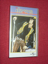 The Doors - Live At The Hollywood Bowl   UK VHS PAL VIDEO CASSETTE
