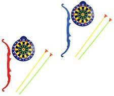 4 x Pfeil und Bogen Set Indianer Kindergeburtstag Giveawy Tombola Mitgebsel
