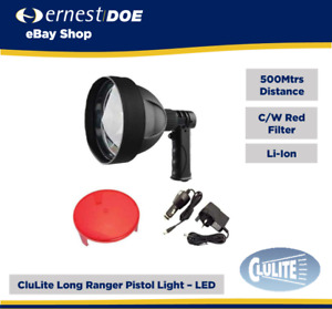 Clulite PLR-500 Rechargeable LED Lamp 500m Torch