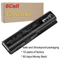 Laptop Battery for HP G50 G60 G70 G71 498482-001 485041-003 EV06055 X16-1100