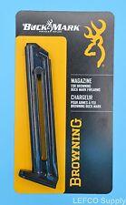 Browning BuckMark Magazine 10-Round RD 22-LR .22-LR Genuine OEM Clip Mag NEW