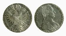 pci3754) AUSTRIA - Maria Teresa d'Austria (1740-1780) - Tallero 1780