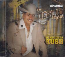 El Tigrillo Palma El Rey De La Kush CD  Nuevo Sealed