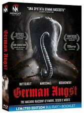 German Angst (Limited) (Blu-Ray + Booklet) MIDNIGHT FACTORY